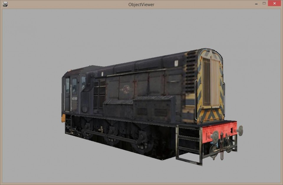 Objects: Locomotives and Stock | BVE Cornwall