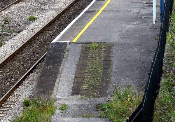 A prototypical platform ramp